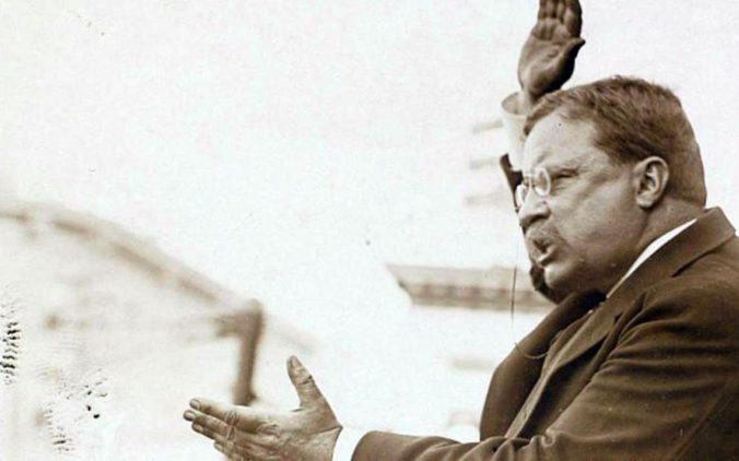 Theodore Roosevelt, 1912 - Sedition, a Free Press, and Personal Rule